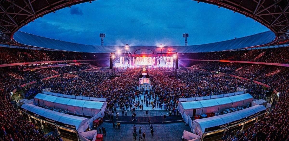 ملعب رياضات الكترونية هولندا Netherlands esports stadium rabo constructed video games