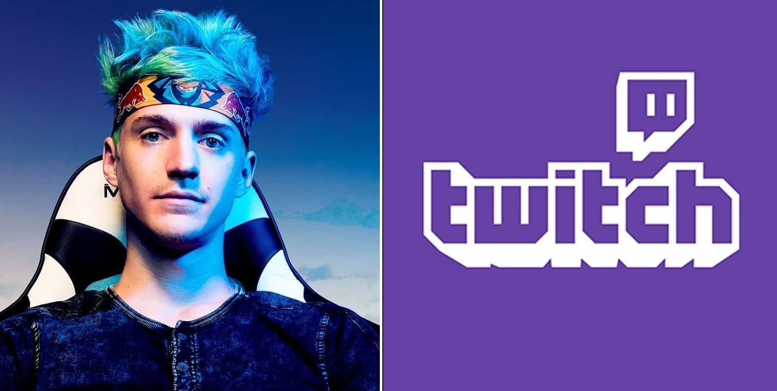 مغادرة نينجا تويتش انضمام لميكسر Twitch biggest slap ninja leaves twitch mixer