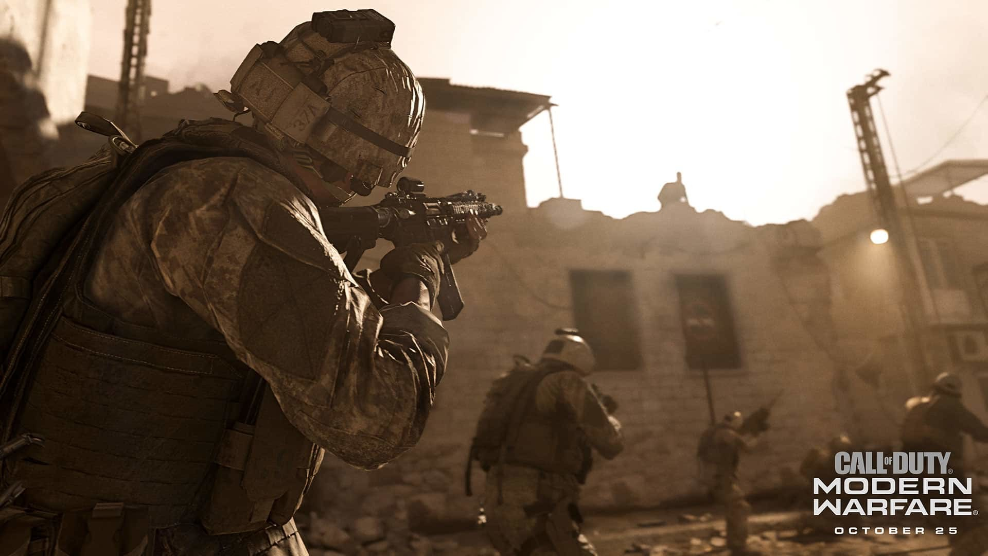 Photo of Call of Duty: Modern Warfare Open Beta start dates revealed along multiplayer trailer