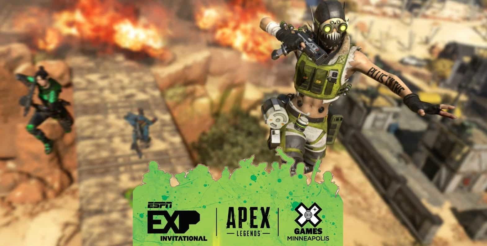 Apex Legends EXP Invitational tournament concludes with an NA winner
