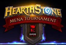 بطولة هارث ستون رياضة الكترونية الوطن العربي Hearthstone MENA Tournament masters tour esports middle east