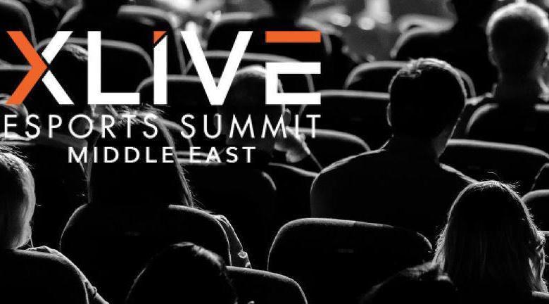 قمة الرياضات الإلكترونية الشرق الأوسط Xlive esports summit middle east