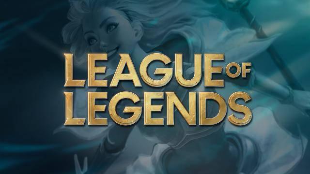 شعار ليج الجديد رياضات الكترونية league-of legends newlogo