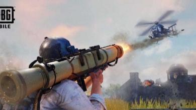 Photo of تحديث PUBG Mobile 0.15.0 سيأتي بقاذفات صواريخ ومروحيات، ولكن بشروط محددة