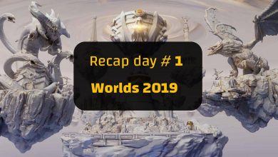 Photo of The results of the first day of group stage at World Championship 2019