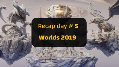 Photo of The results of the fifth day of group stage at World Championship 2019