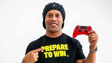 Photo of Brazilian football legend Ronaldinho joins Scuf Gaming as ambassador