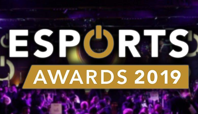 فائزين جوائز ايسبورتس اواردز 2019 رياضات الكترونية Esports Awards 2019 winners