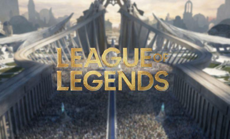 كأس عالم ليغ اوف ليجندز رياضة الكترونية League of Legends world cup esports