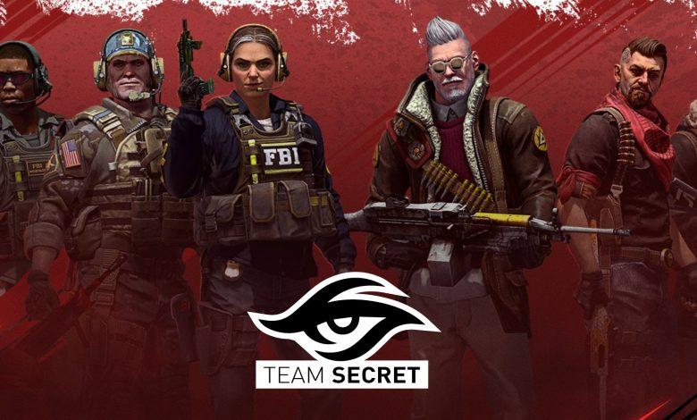 تشكيلة كاونتر سترايك تيم سيكريت الجديدة رياضة الكترونية Team Secret new squad return csgo