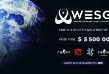 Photo of جميع ماتحتاج لمعرفته عن بطولة WESG العالمية بجوائز تفوق $5 مليون دولار