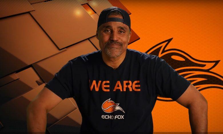 انتهاء ايكو فوكس رياضات الكترونية echo fox esports organization finished rick fox lcs fighting games