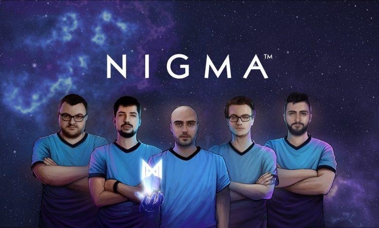فريق كوروكي الجديد دوتا 2 نجمة رياضات إلكترونية kuroky dota 2 new team nigma ex team liquid