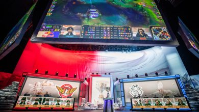 Photo of Clash of the titans between SK Telecom T1 and G2 Esports at Worlds 2019 Semifinals