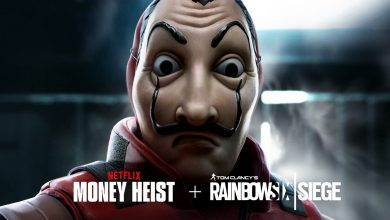 Photo of La Casa de Papel characters come to life in Rainbow Six: Siege with new event