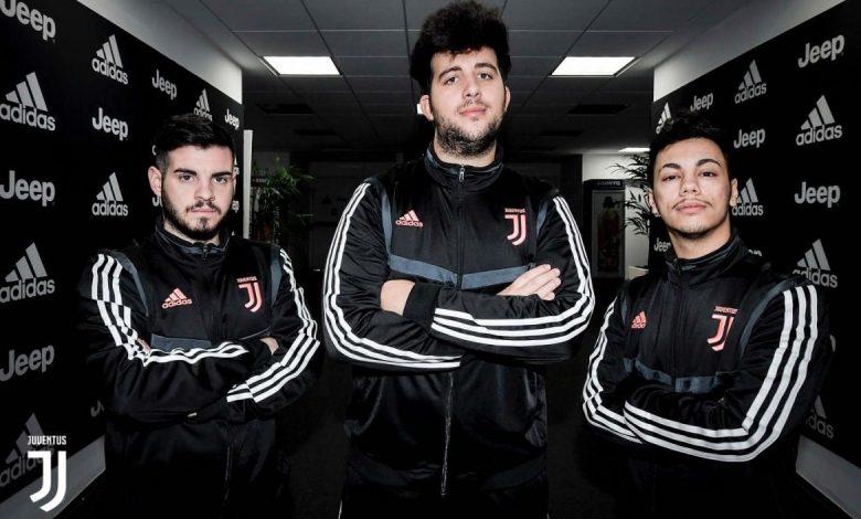 جوفينتوس رياضات إلكترونية برو ايفولوشن juventus esports scene astralis deal efootball pes 2020