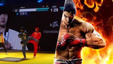 Photo of جمعية التايكوندو الكورية تدمج ألعاب الفيديو مع الواقع