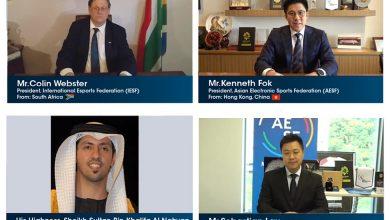 Photo of منظمتا AESF و IESF توحدان القوى لنشر الرياضات الإلكترونية حول العالم