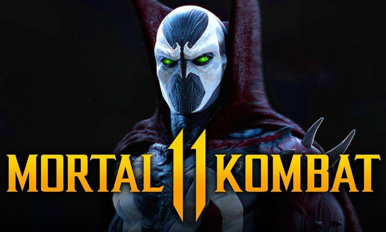 Mortal Kombat 11 spawn