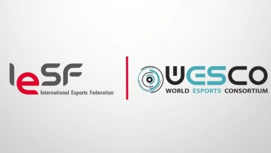 Photo of IESF and WESCO join forces to further unite the world of Esports