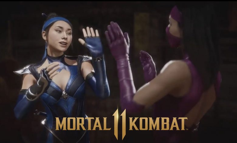 عودة حركة انهاء فرندشيبز مورتال كومبات 11 mortal-kombat-11-friendships-mileena