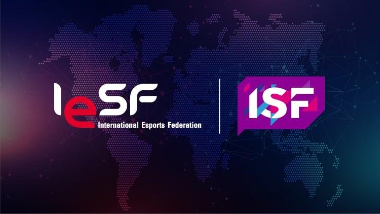 منظمة الرياضات الإلكترونية العالمية ايسف صفقة اسف IESF ISF unite partnership deal