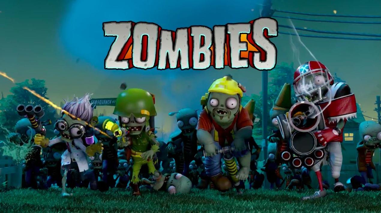 Plants vs Zombies Garden Warfare – Plants Vs Zombies Garden