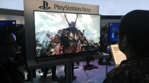 Playstation Now TV