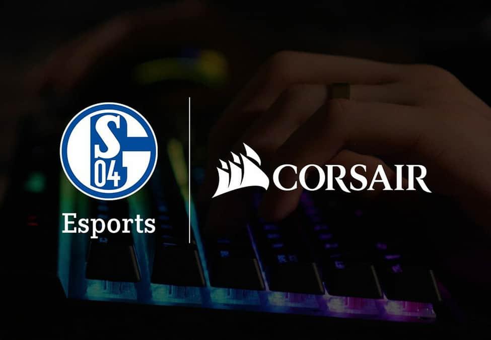 Photo of الإعلان عن شراكةٍ بين شركة CORSAIR مع فريق FC Schalke 04