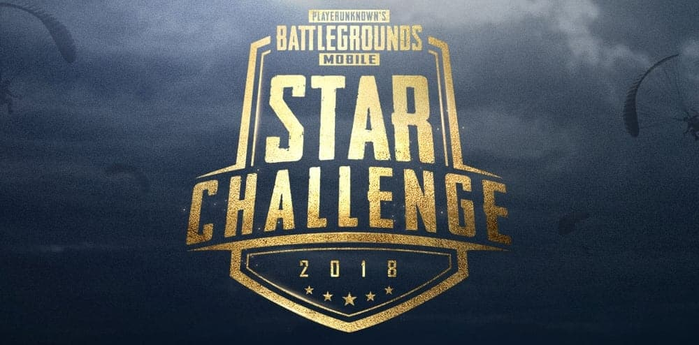 PUBG-Mobile-2018-Star-Challenge