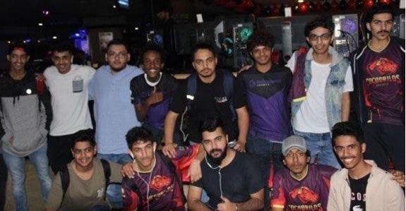 Esports ksa redemption esports الرياضات الإلكترونية فريق ألعاب فيديو سعودي