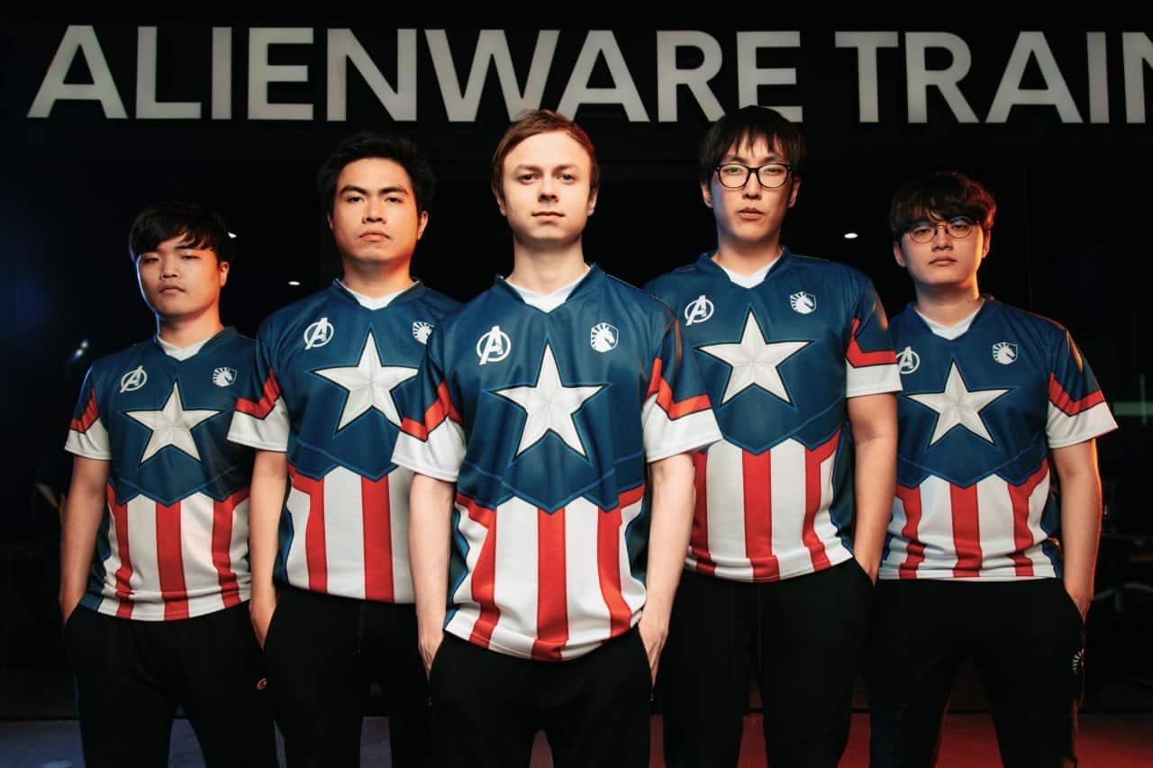 Photo of شركة Marvel الترفيهية توقع عقد رعاية مع فريق Team Liquid
