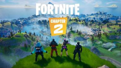 Photo of عودة Fortnite بعد طول انتظار بإصدار Chapter 2: أسلحة جديدة، خريطة مختلفة والمزيد