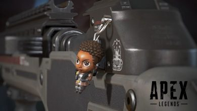 تحديث أبيكس ليجندز مفاجئات رياضة الكترونية apex legends gun charms new update