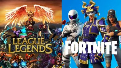 Photo of لعبتا League of Legends و Fortnite تتصدران العناوين خلال عام 2019