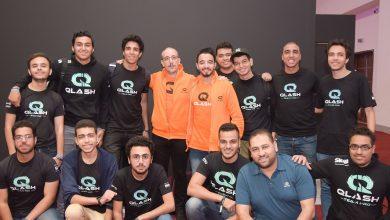 مقابلة فريق qlash ايسبورتس ميدل ايست رياضات الكترونية