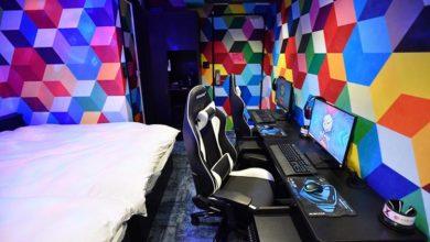 ezone cyber space esports hotel osaka أخبار الرياضات الإلكترونية فندق ألعاب الفيديو اليابان اوساكا