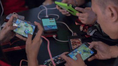 الرياضات الالكترونية هواتف ذكية موبايل ببجي ايسبورتس esports mobile asia