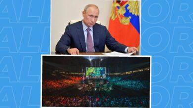 الرئيس الروسي بوتين يُقر بضم الرياضات الإلكترونية إلى المناهج المدرسية
