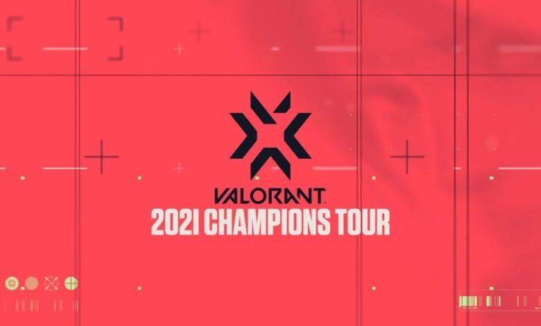 فالورانت Champions Tour