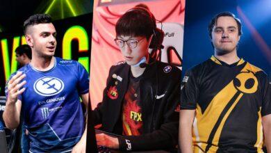 فرق الرياضات الإلكترونية علامات تجارية esports teams rebrands
