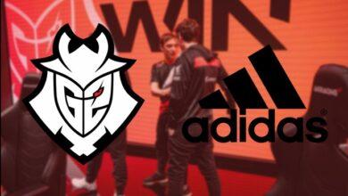 Photo of شراكة ضخمة بين فريق G2 Esports وشركة Adidas