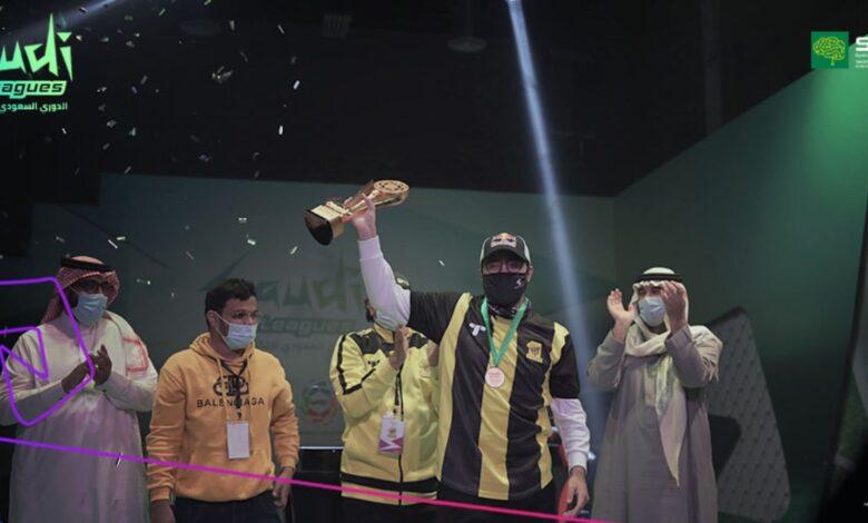 الدوري السعودي مساعد الدوسري فيفا 21 fifa 21 msdossary