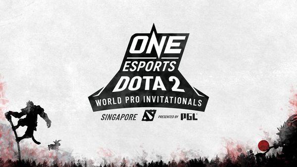 دوتا 2 الفرق المتأهلة One Singapore