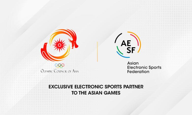 الرياضات الإلكترونية اولمبياد esports olympics