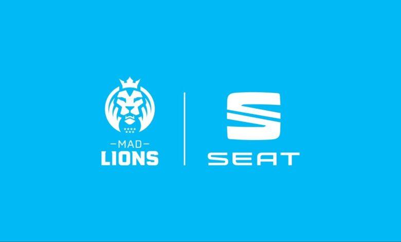 SEAT x MAD Lions