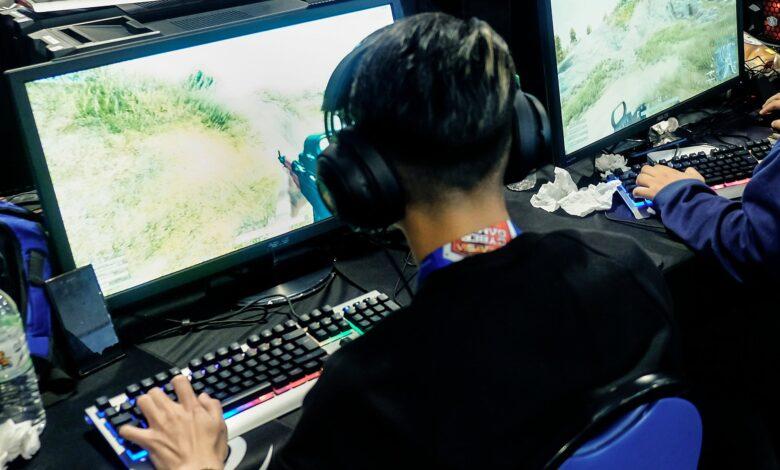 China ban video games esports saeed sharaf esme ايسبورتس ميدل ايست حظر الصين العاب