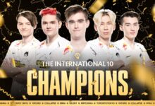 The international 10 dota 2 esports middle east ذا انترناشيونال 10 دوتا 2